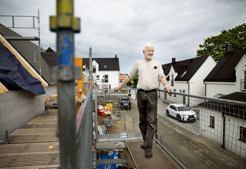 Sven-Erik Borglund, hjärnan bakom Tvärpilen