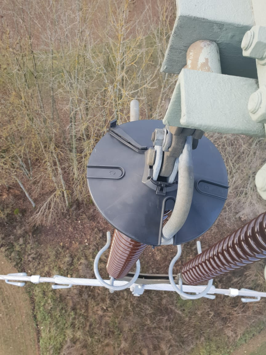 Schutzteller_110-kV_Bayernwerk_Main-Donau_Netzgesellschaft