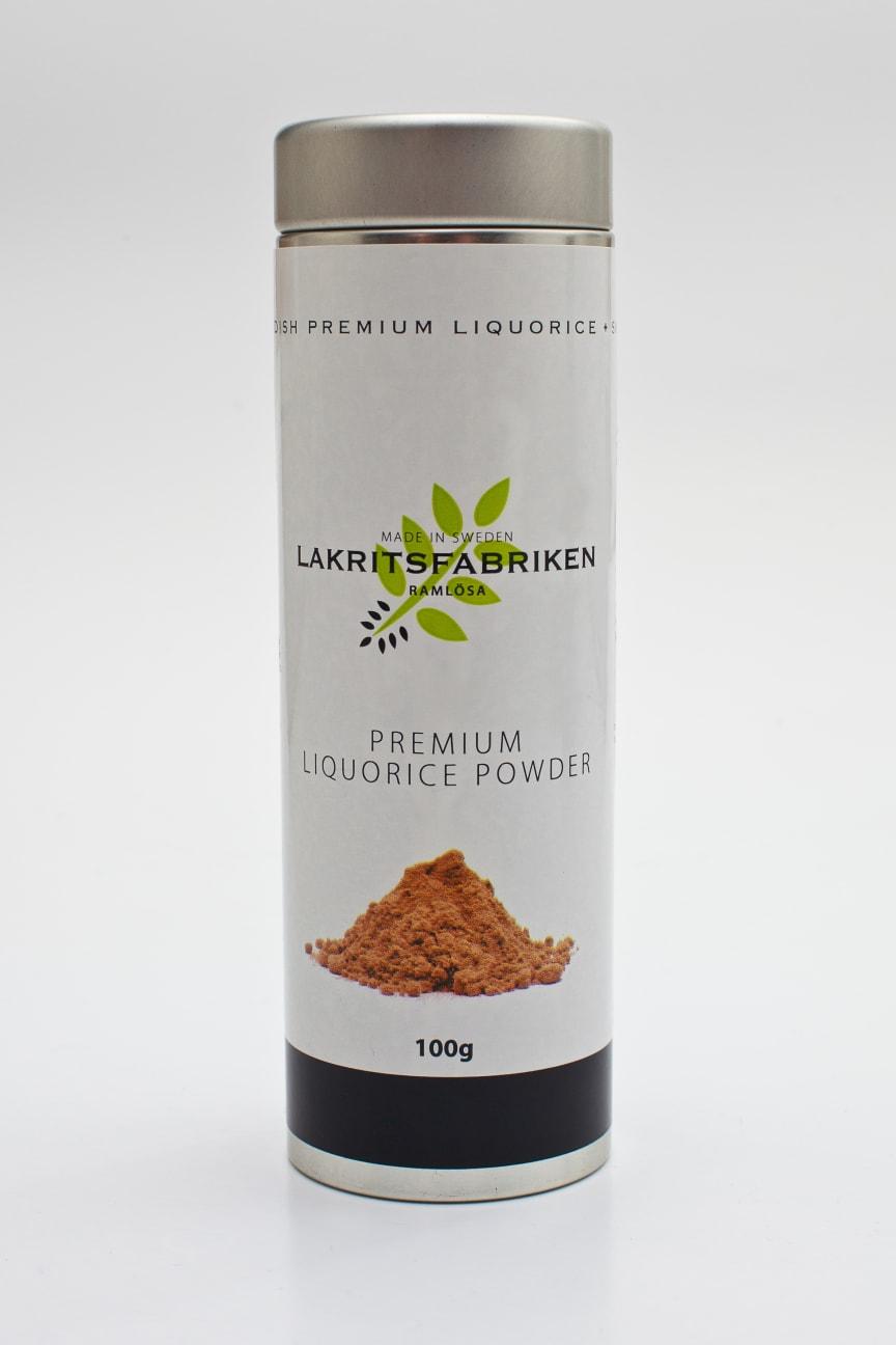 Lakritsfabriken Liquorice Powder