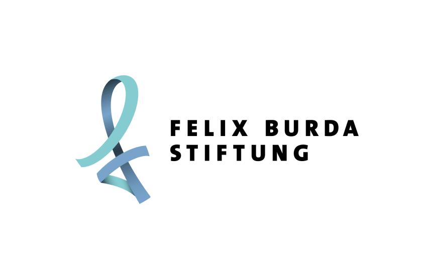 Das Logo der Felix Burda Stiftung
