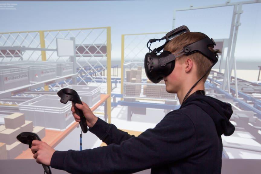 IT-Tage bei BPW: Virtual Reality