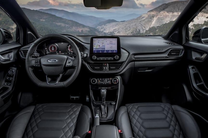 Ford Puma ST-Line Vignale