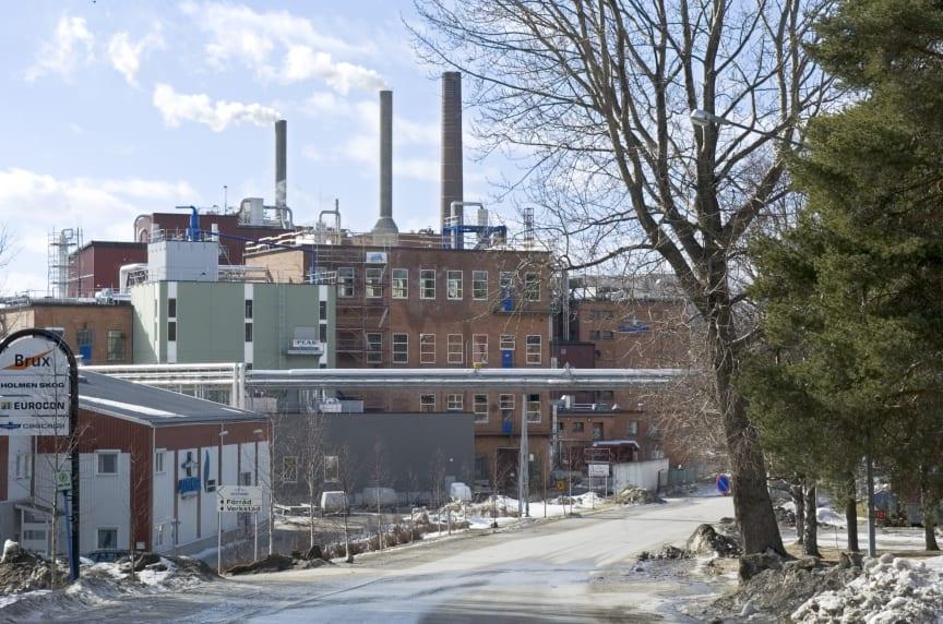 SEKAB demo plant