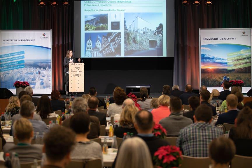Tourismustag 2019 Tourismusverband Erzgebirge e.V.