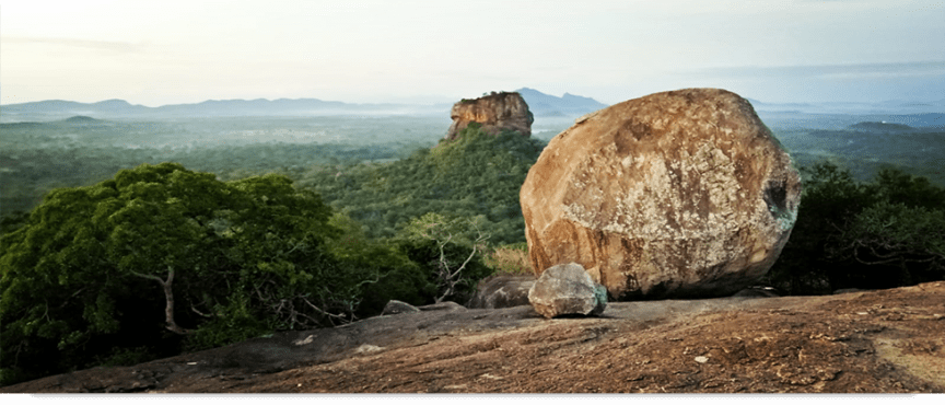 Sigiriya Rock Sri Lanka Hummingbird Lifestyle Travel
