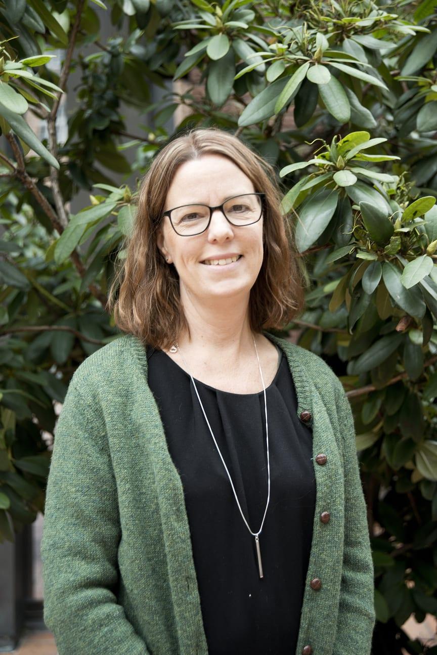 Eva Nordenstam von Delwig, ordförande för Svenska missionsrådet