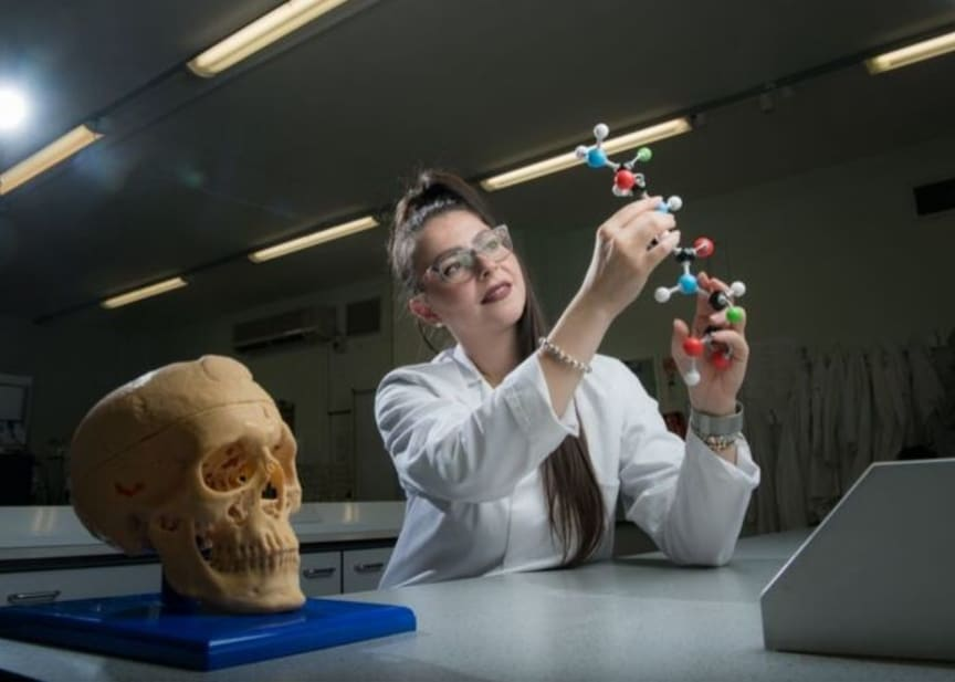 Northumbria academic receives £1.2 million to deliver world-class forensic research