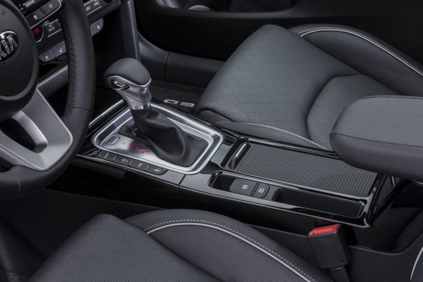 Kia Ceed Interior 004
