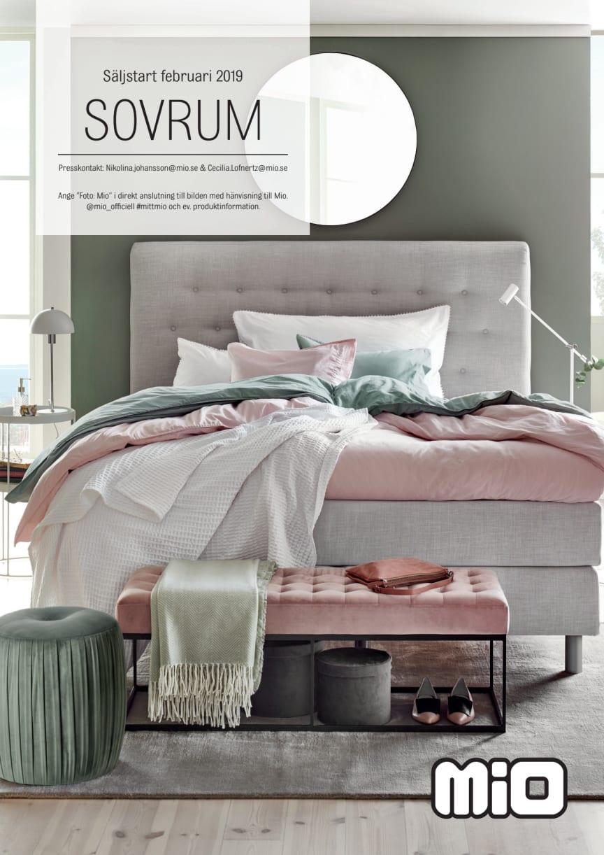 Mio sovrum - säljstart februari 2019