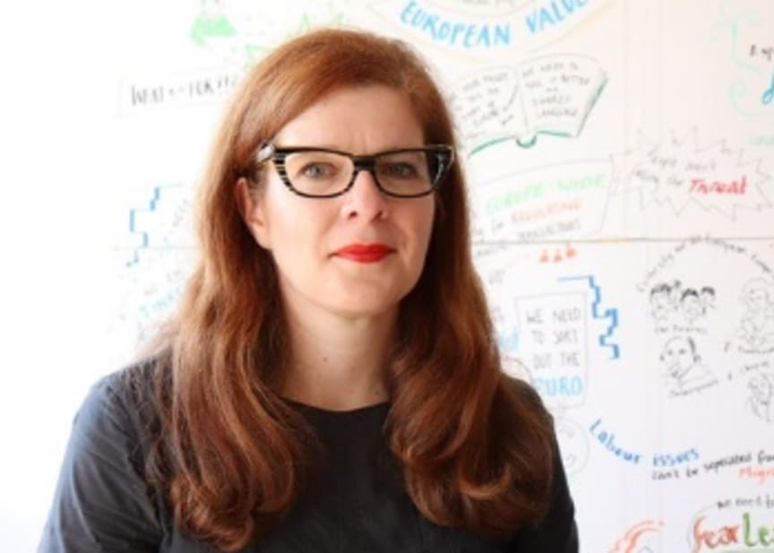 Professor Tanja Bueltmann of Northumbria University