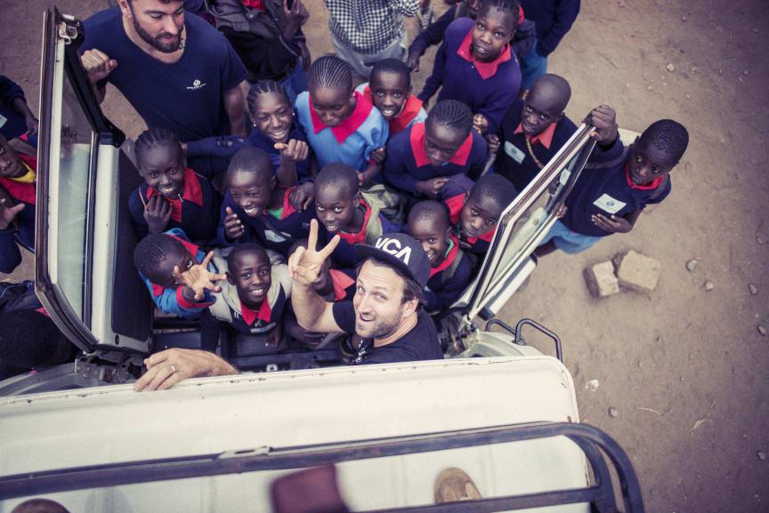 Kenya MARTERIA & PAUL RIPKE peace by Paul Ripke