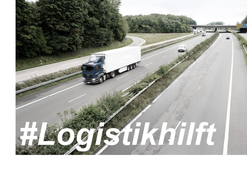 Brancheninitiative #Logistikhilft