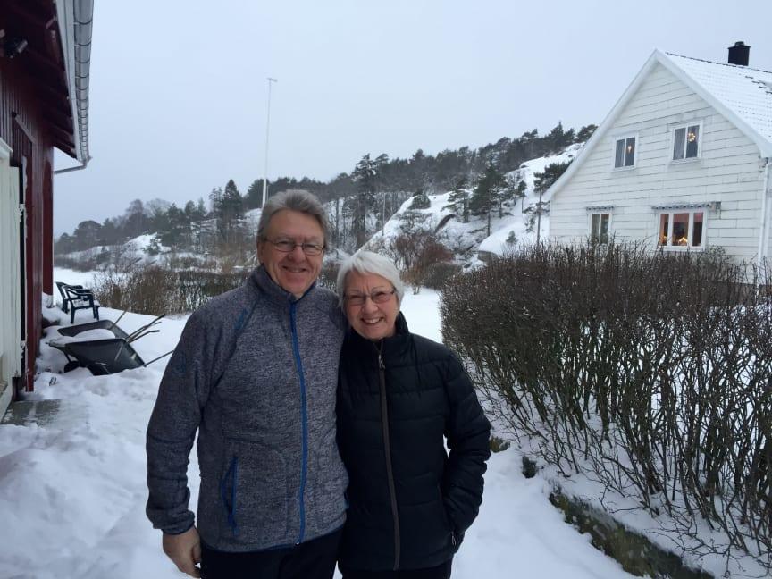 Knut og Gunn Westgaard
