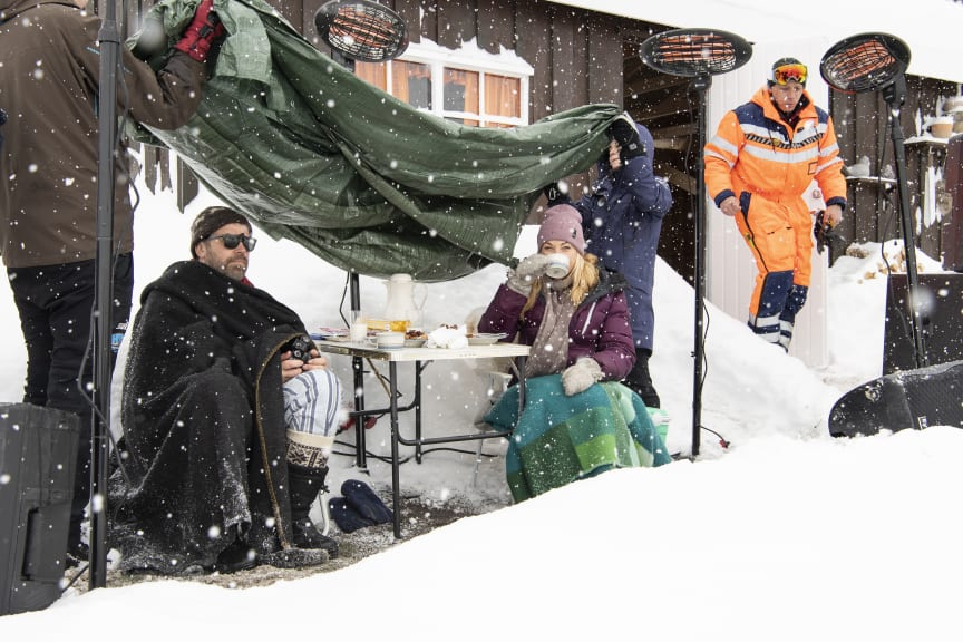 Janne Formoe og Christian Skolmen på sett