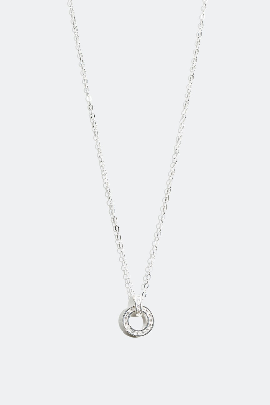 Sterling Silver 925 Necklace - 249 kr