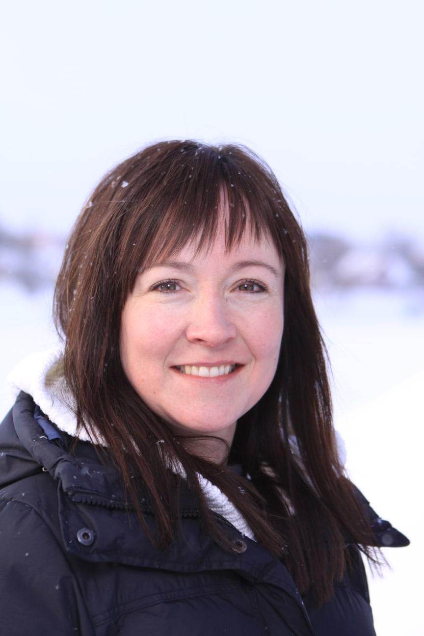Maria Eriksson, produktchef Polarbröd
