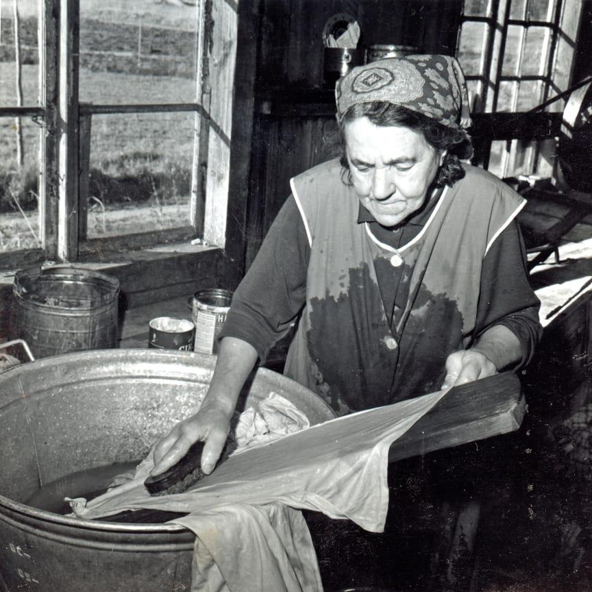 Tvättstugan, Rudans gård