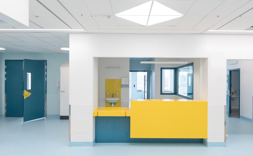 Danderyds sjukhus (Foto: Anders Boberg)