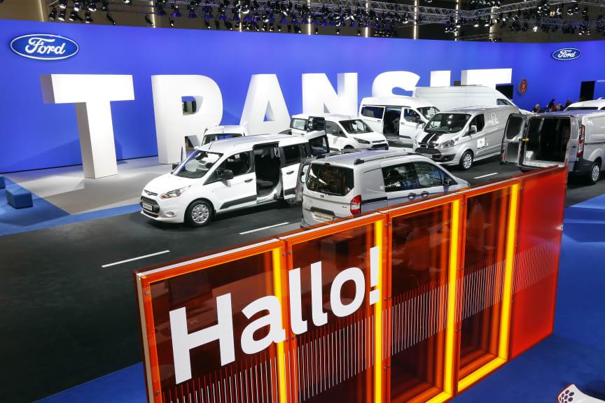 Transit på IAA i Hannover 2014