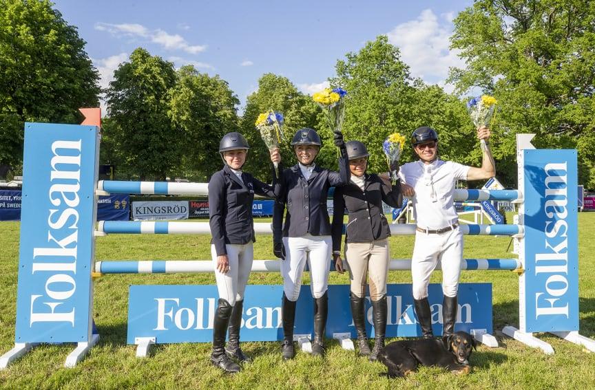 Åby Ridklubb - Folksam Elitallsvenska semifinal