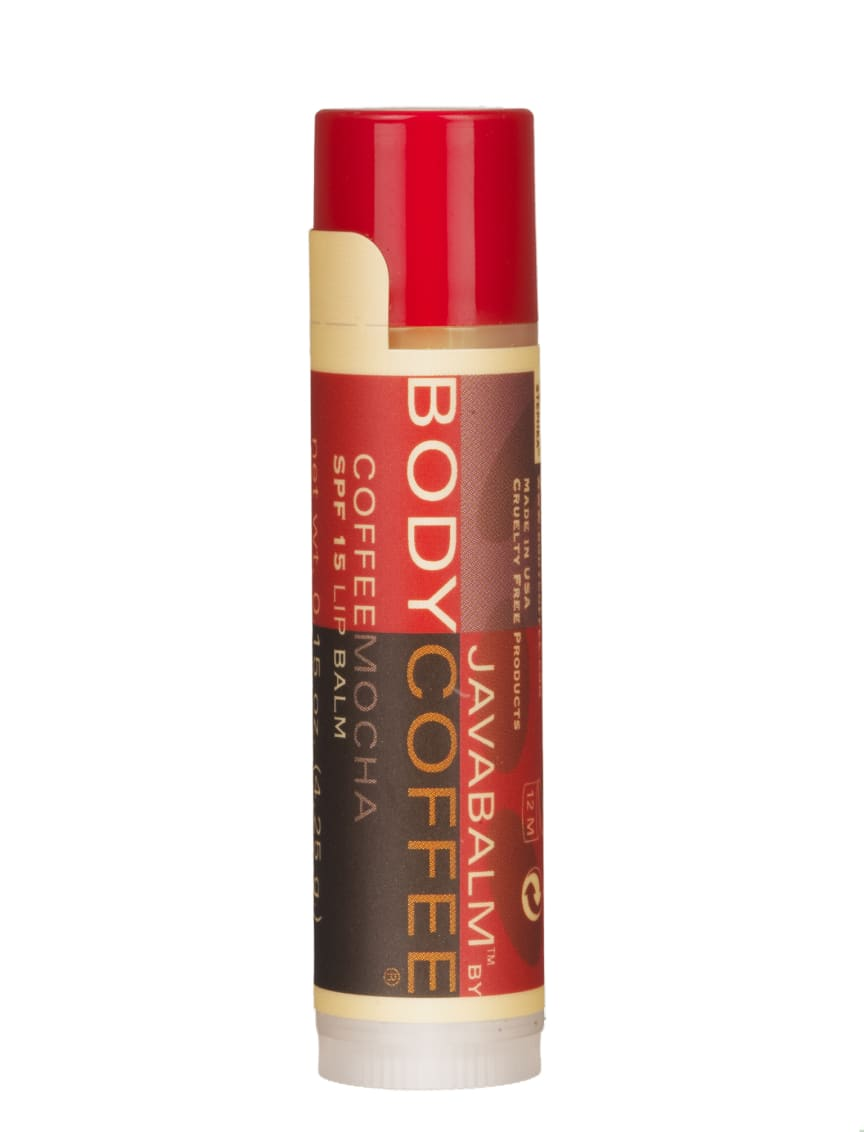BodyCoffee Javabalm for lips spf 15