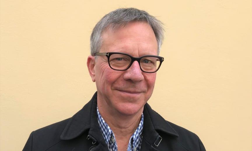 Johan Hartman Strategichef UR