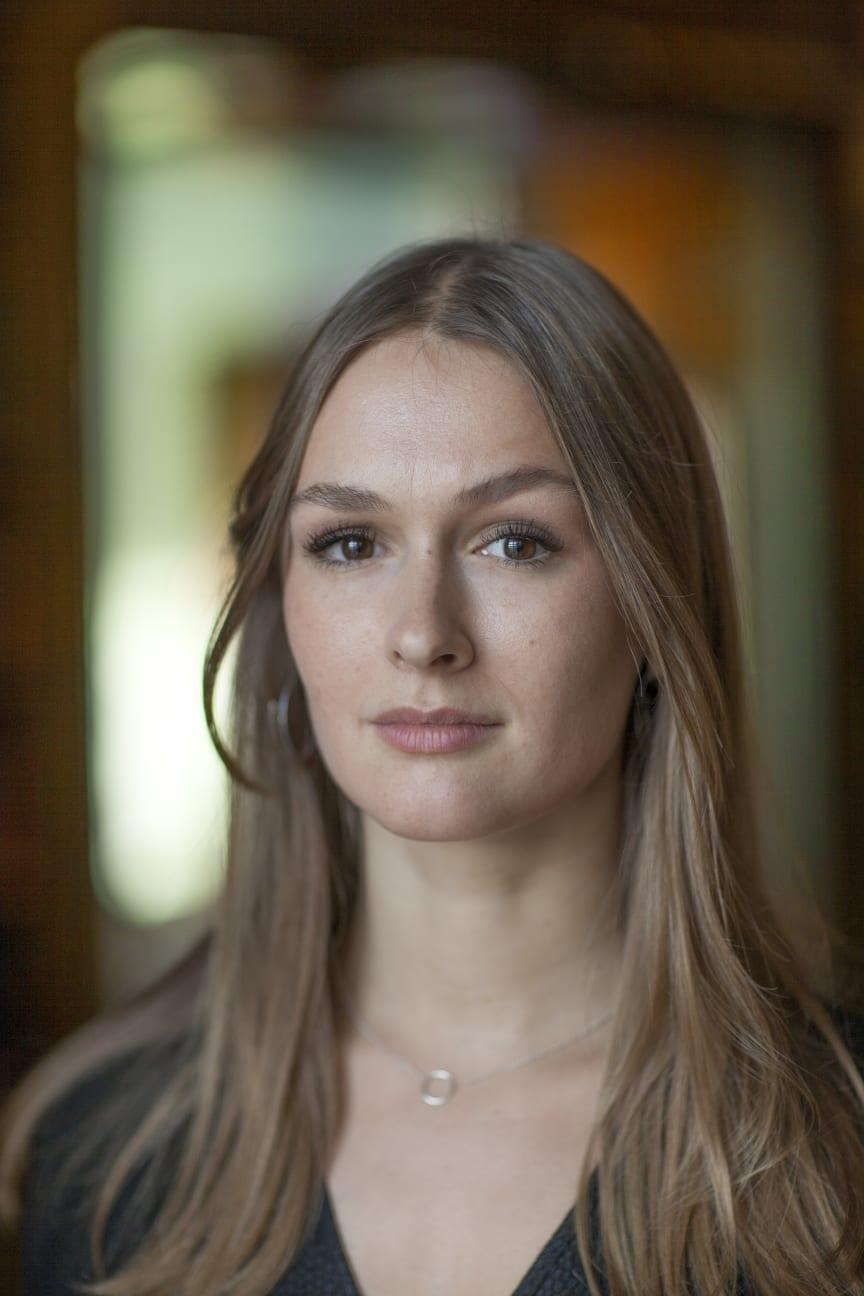 Anna Nordbeck, pristagare till Stora Journalistpriset 2017