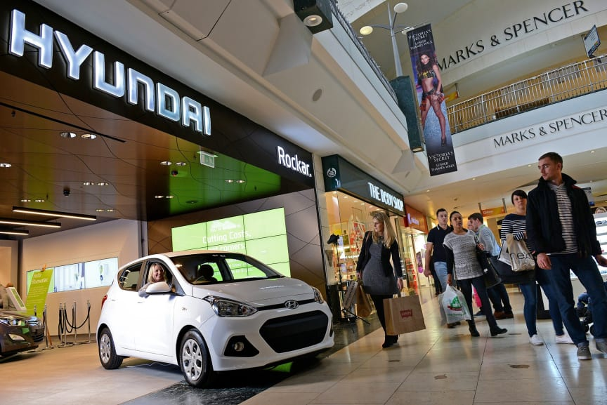 Rockar Hyundai UK
