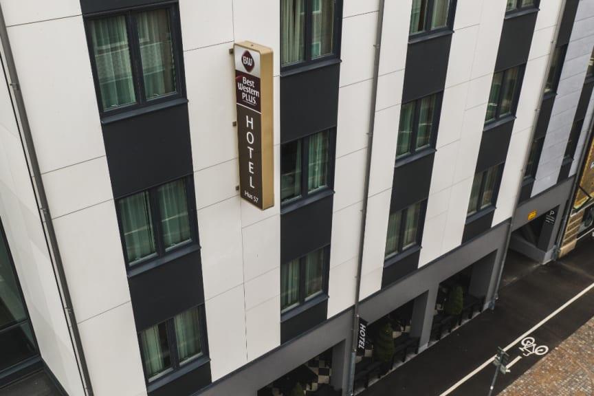 Best Western Hotels & Resorts i Skandinavien skifter navn til BWH Hotel Group AB