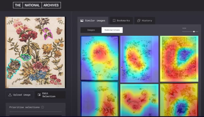 The Deep Discoveries project was launched to create a visual search platform. © The National Archives, V&A, and RGBE.jpg