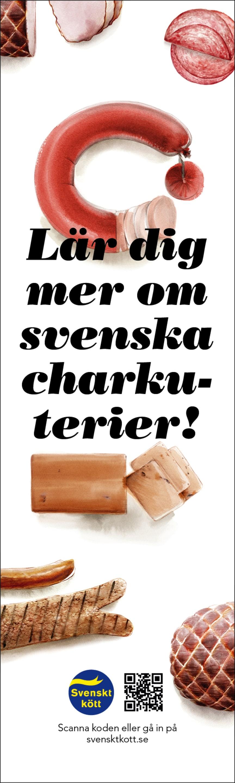 """Vepa, """"Lär dig mer om svenska charkuterier!"""""""