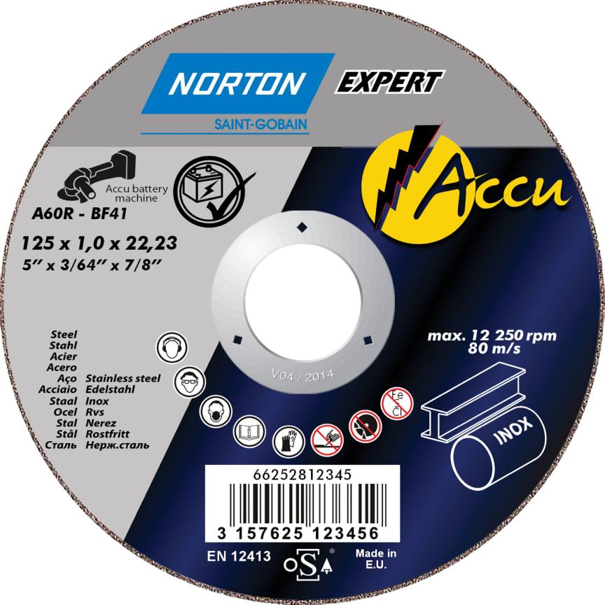 Norton Expert Accu kapskiva