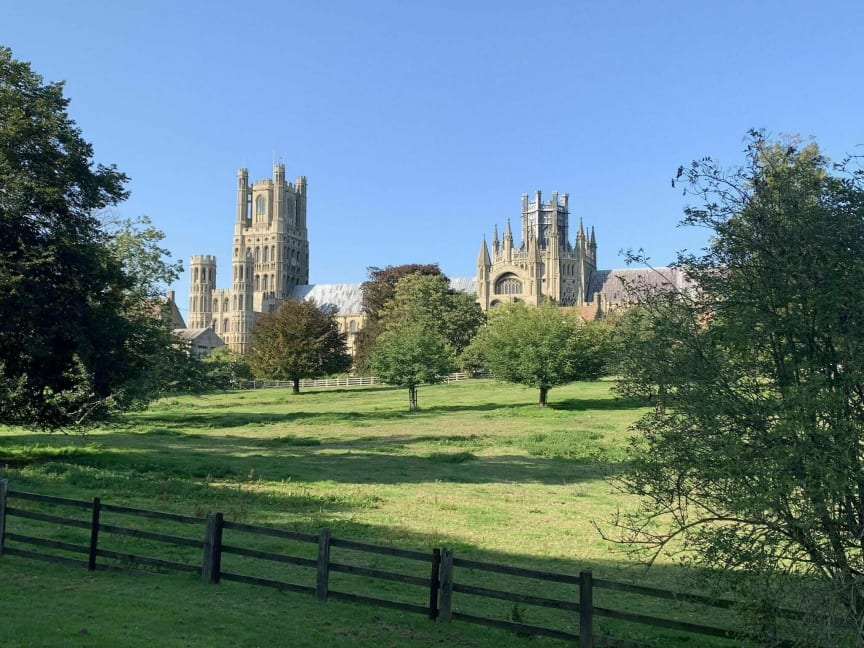 Discover Cambridgeshire with Great Northern and AllTrails