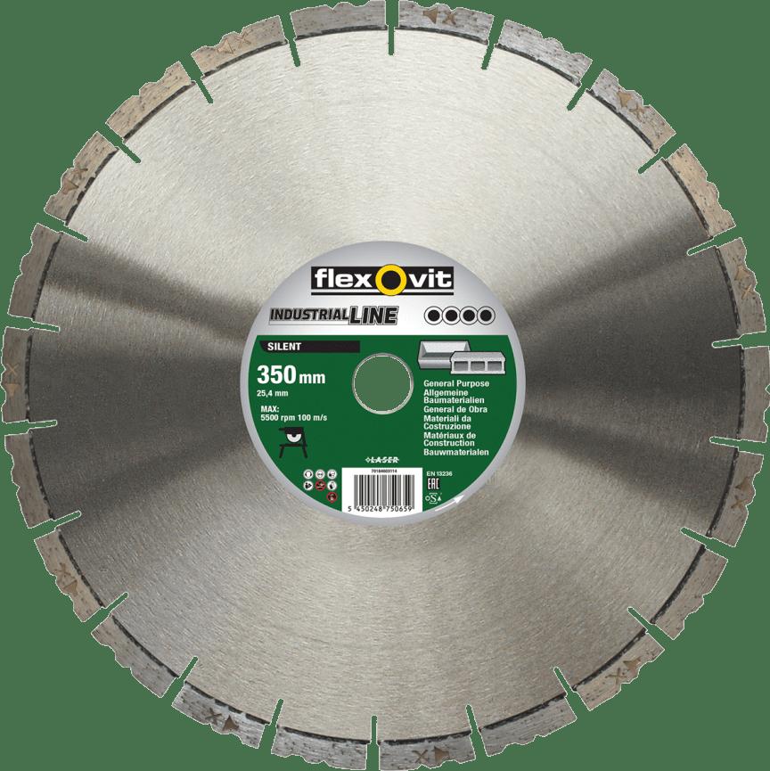Flexovit Industrial Line Silent 350mm - Toute
