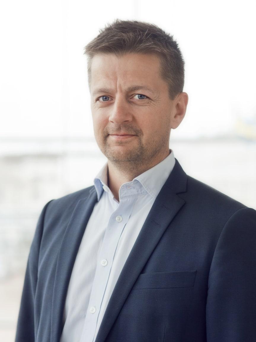 Joakim Isaksson, Business Area Manager, eBanking