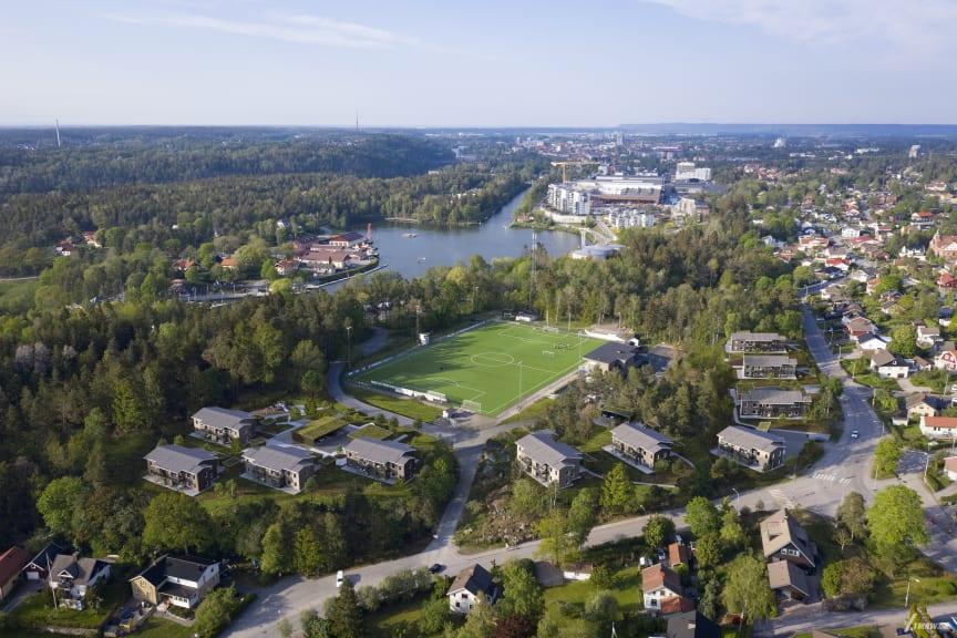 Brf Nysätra, Riksbyggen, Trollhättan