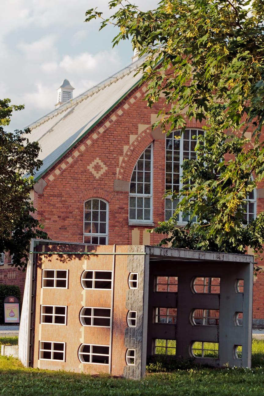 Konstverk i Kräftriket, Stockholms universitet