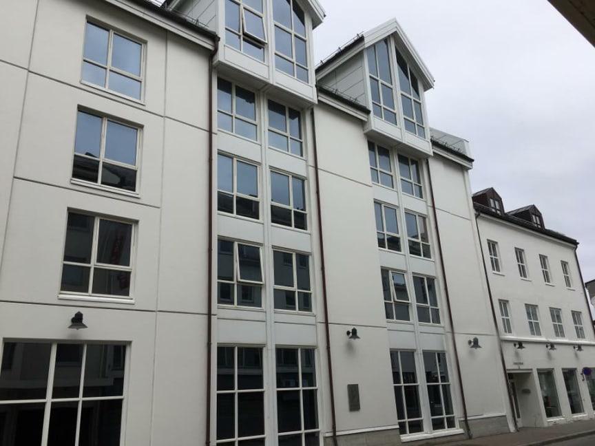 TRER INN I NORDIC CHOICE HOTELS: Fra 1. september blir dette Quality Hotel Ålesund.