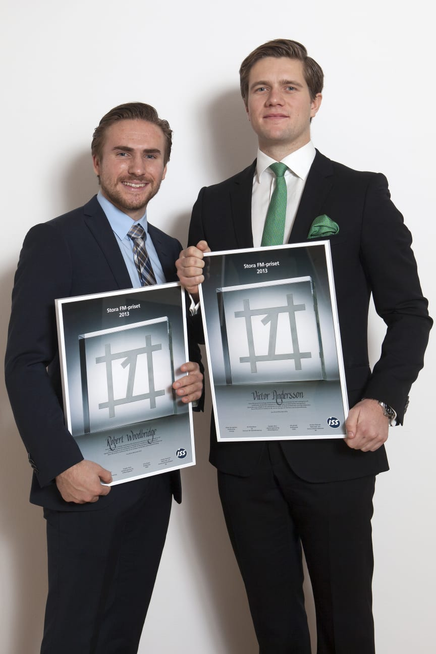 Stora FM-priset 2013 Förstapristagare