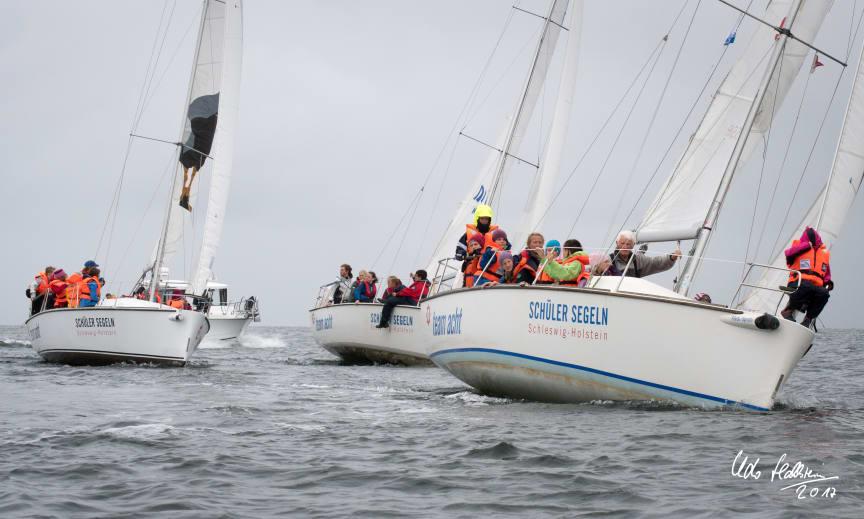 Schueler Cup auf team acht Booten (c) Udo Hallstein (2)