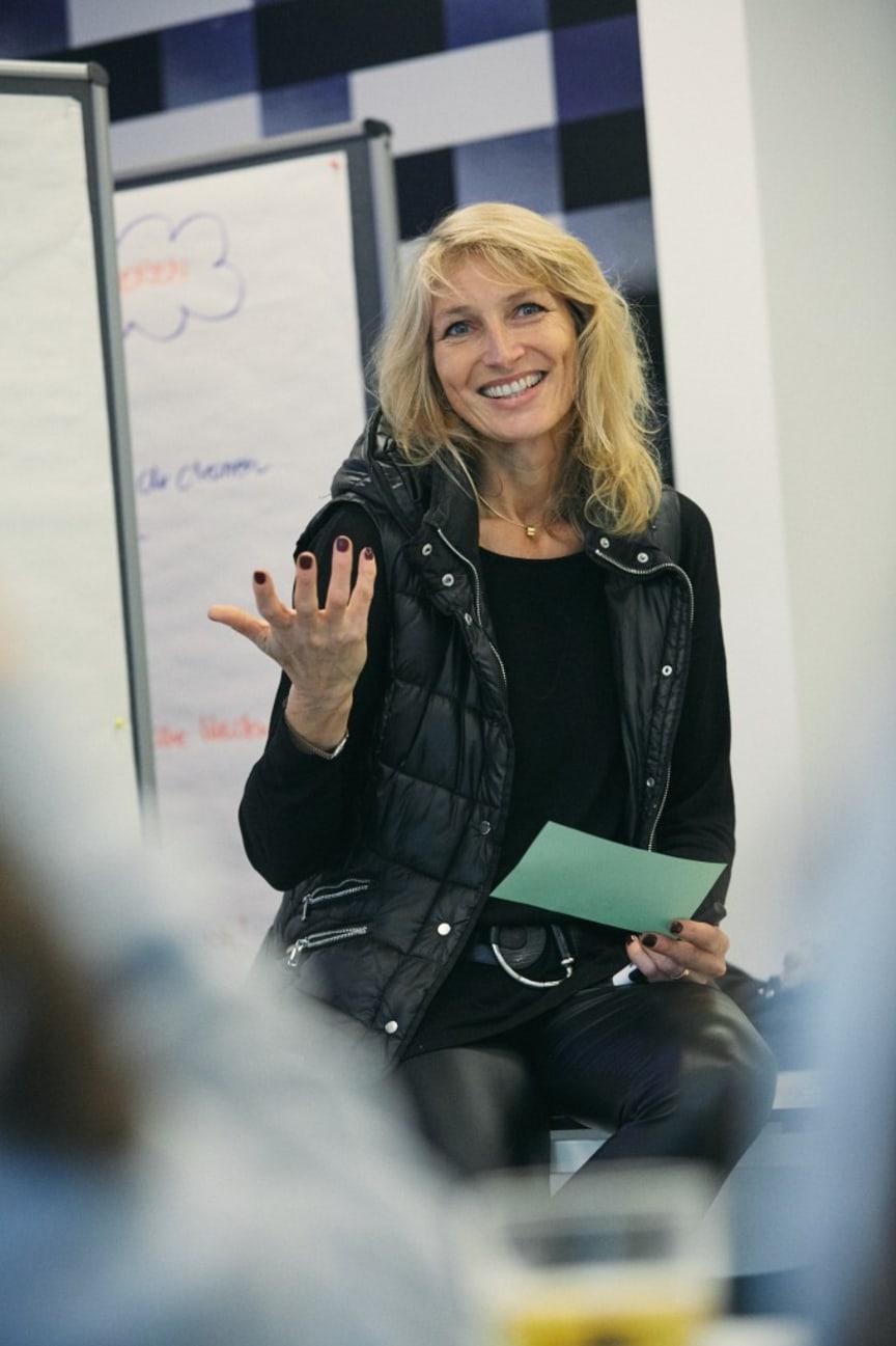 NO LIMITS! - Philosophie-Workshop mit Dr. Nathalie Weidenfeld