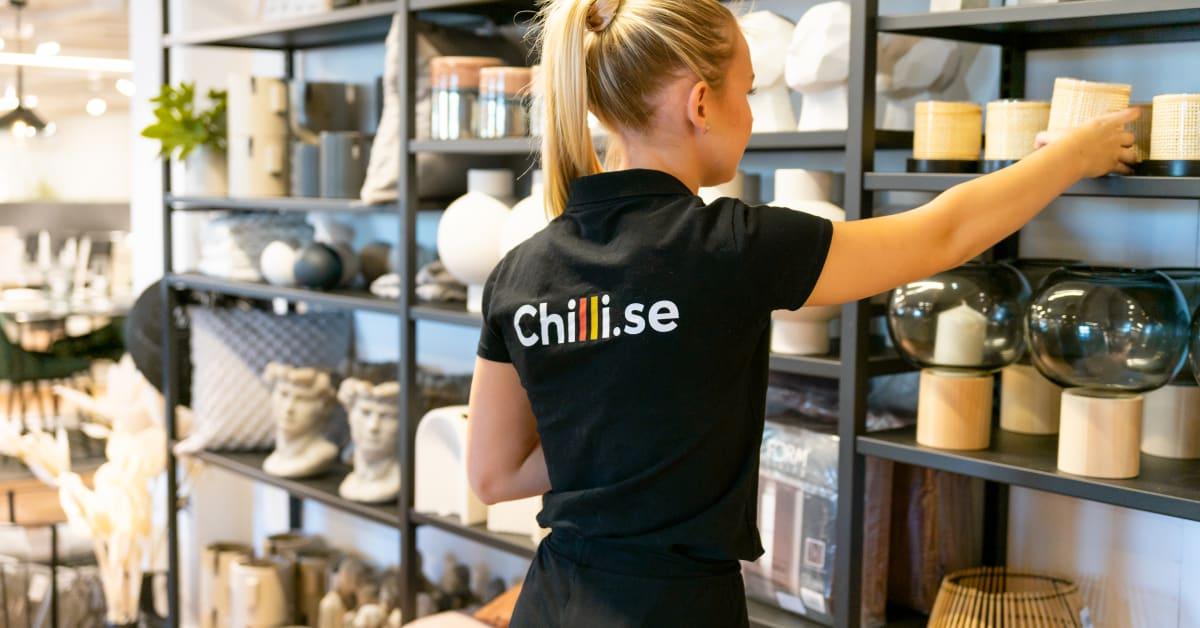 Chilli gör comeback i Göteborg - öppnar ny butik i Sisjön