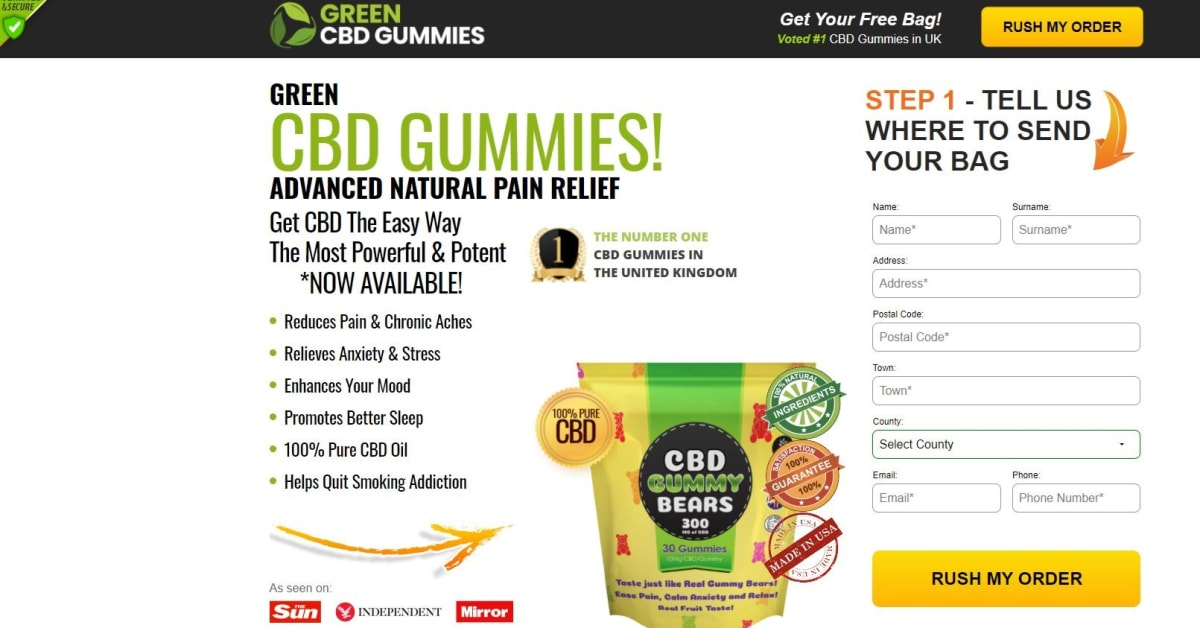 Is Green Health Cbd Gummies Scam? Read Green CBD Gummies UK-Dragons Den  Reviews: Relieve Your Pain And Stress Naturally, Get better Health And  Lifestyle. 100% Genuine! | N K Enterprises