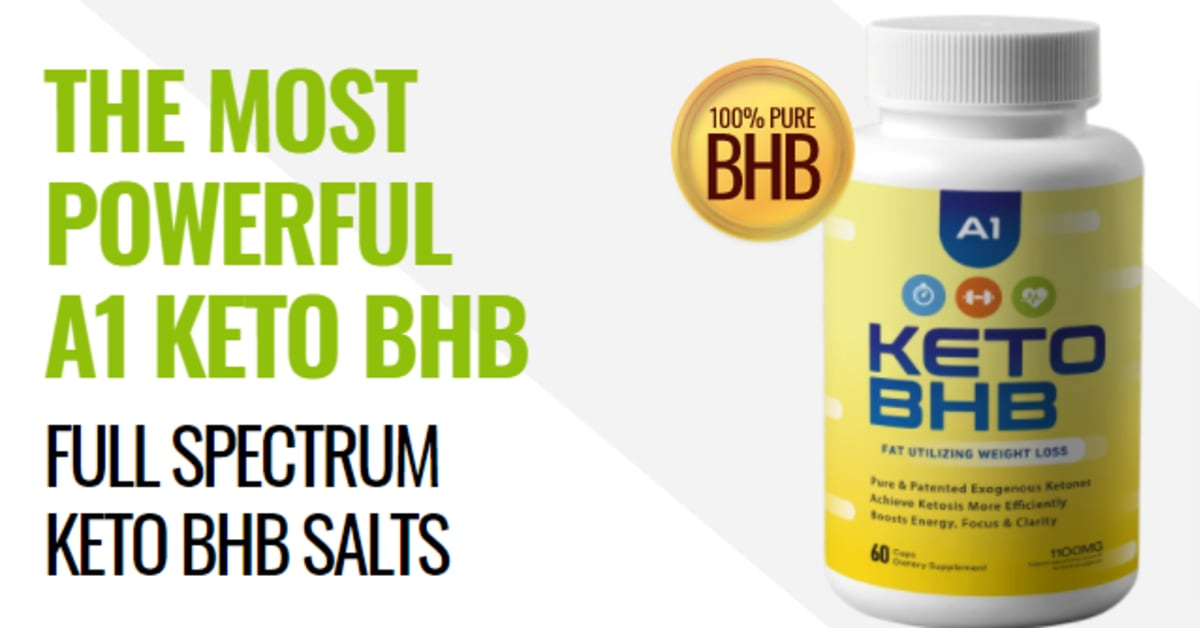 A1 Keto BHB Reviews and Pills Price for Sale: Scam or Real Website- Shark Tank Warning