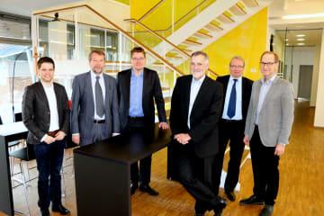 EnergiMidt drøfter grøn omstilling med minister