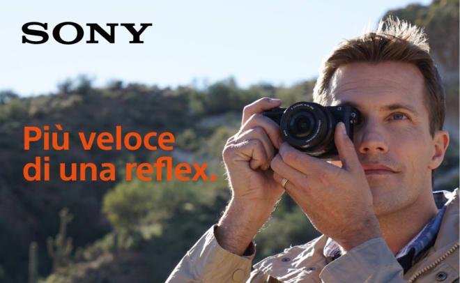 Risultati immagini per Ripartono gli Open Day fotografici di Sony