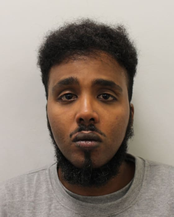London Knifeman: Jailed for 22 years after a fatal stabbing in broad daylight at Park