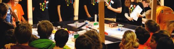Regionsfinal i First Lego League 1