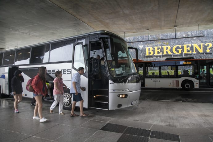 Sas Lounge Bergen