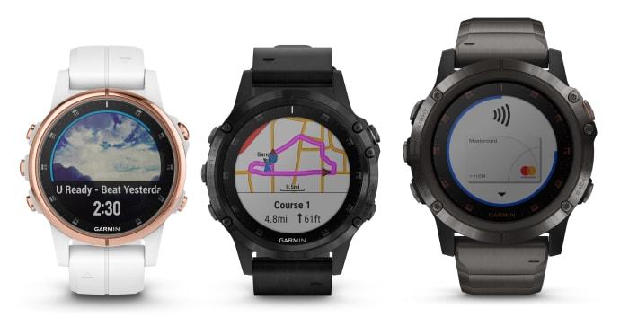 topografisk karta garmin Garmin® presenterar fēnix® 5 Plus med kartor, musik, Garmin Pay  topografisk karta garmin